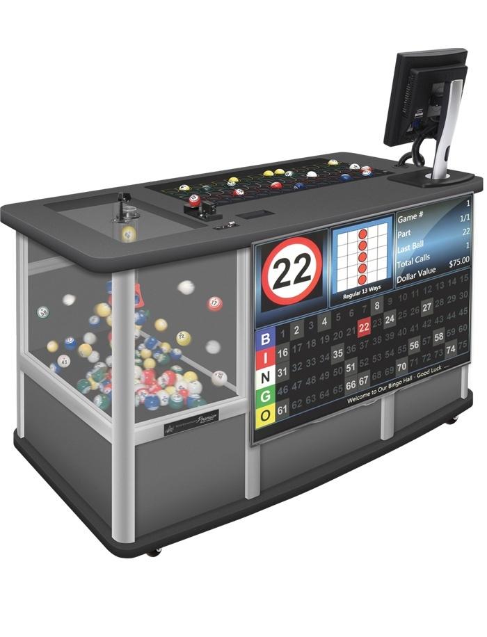 Statesman Premier Bingo Console