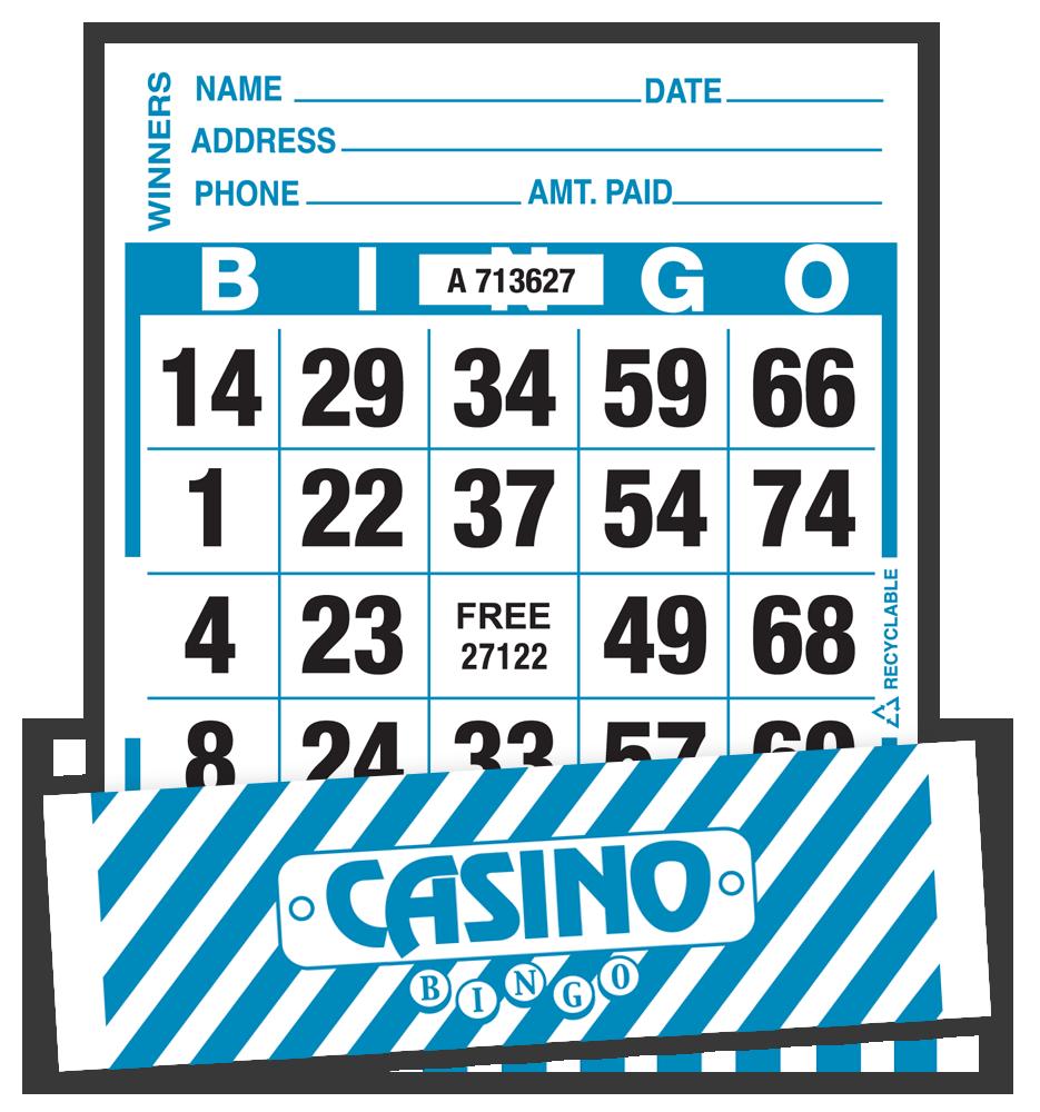 Casino Bingo Tear Open