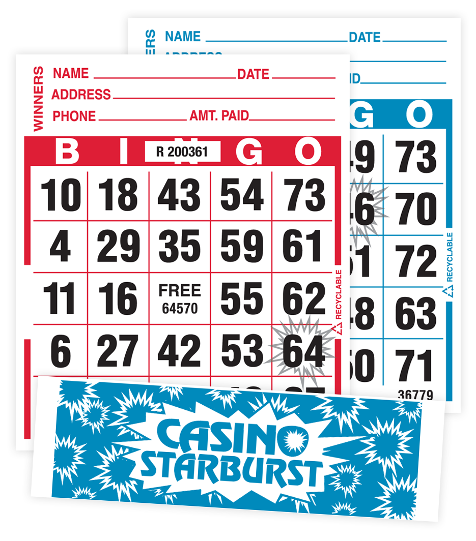 Casino Starburst Tear-Opens