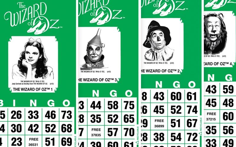 Wizard of Oz Tear-Opens Paper