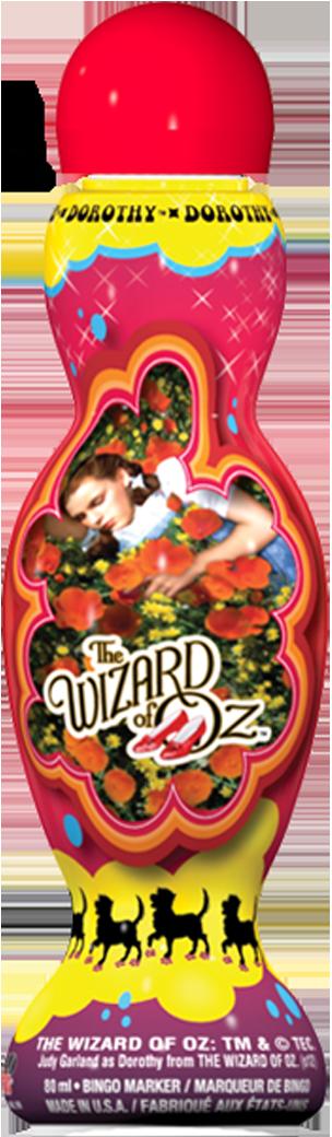 Dorothy Wizard of Oz Bingo Ink