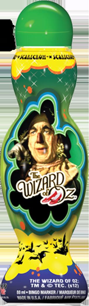 Scarecrow Wizard of Oz Bingo Ink